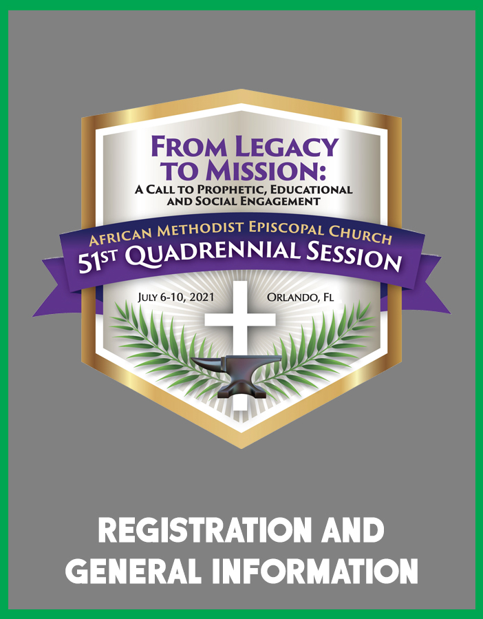 Registration, Lodging, & Other Info